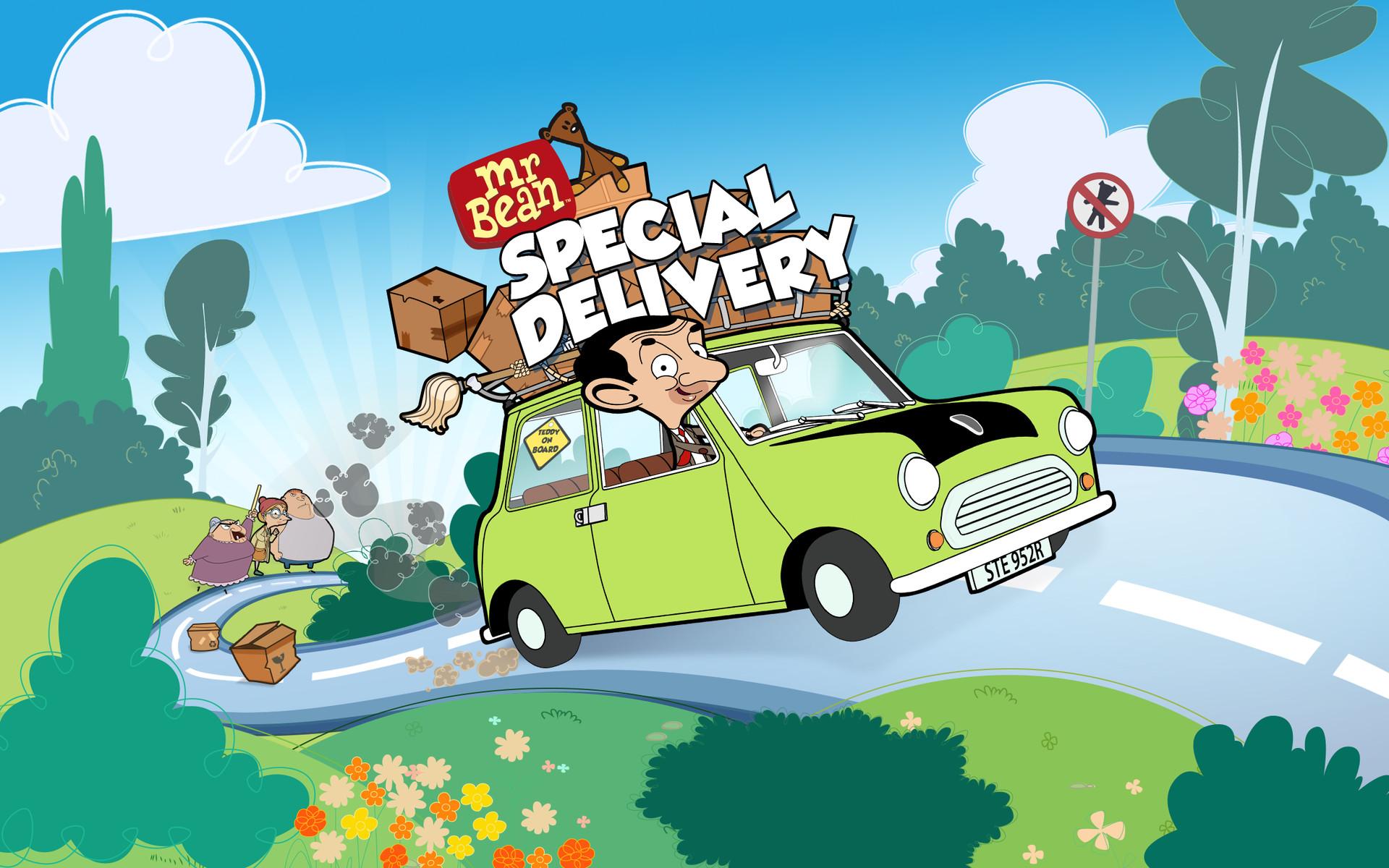 Mr Bean Special Delivery - das Handyspiel