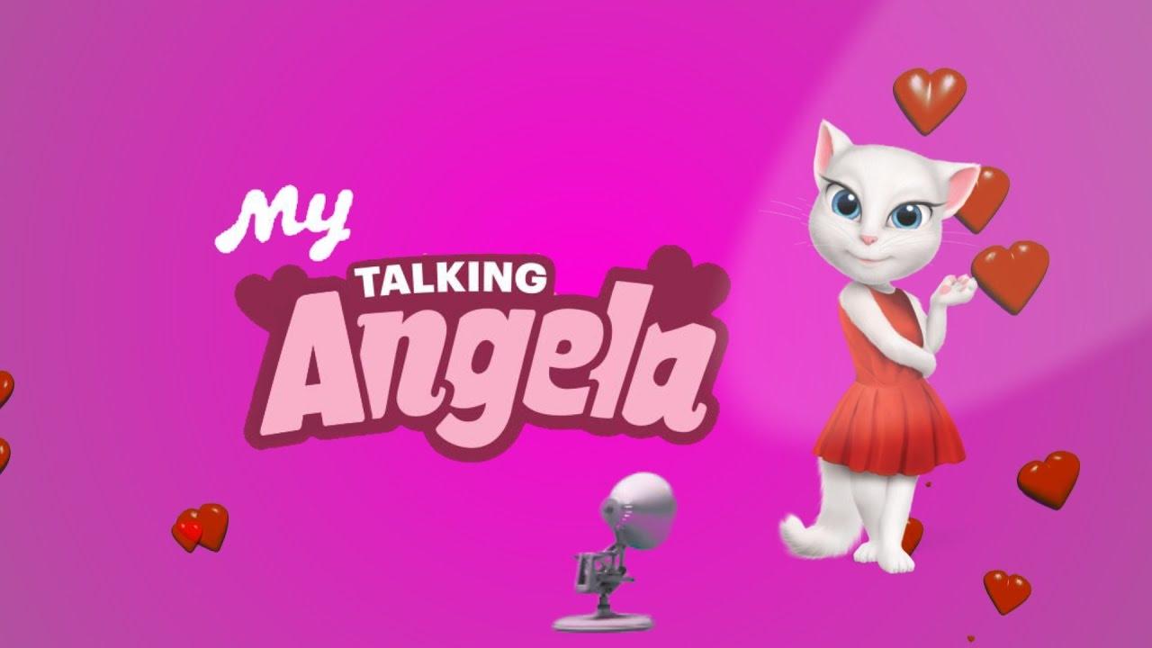 Meine Talking Angela ist eines der beliebtesten Handyspiele
