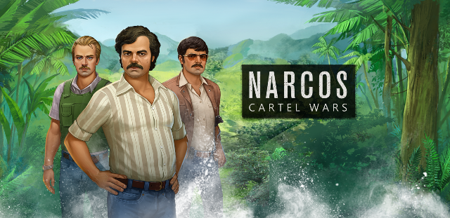 Narcos Cartel Wars - Handyspiel Deutsch