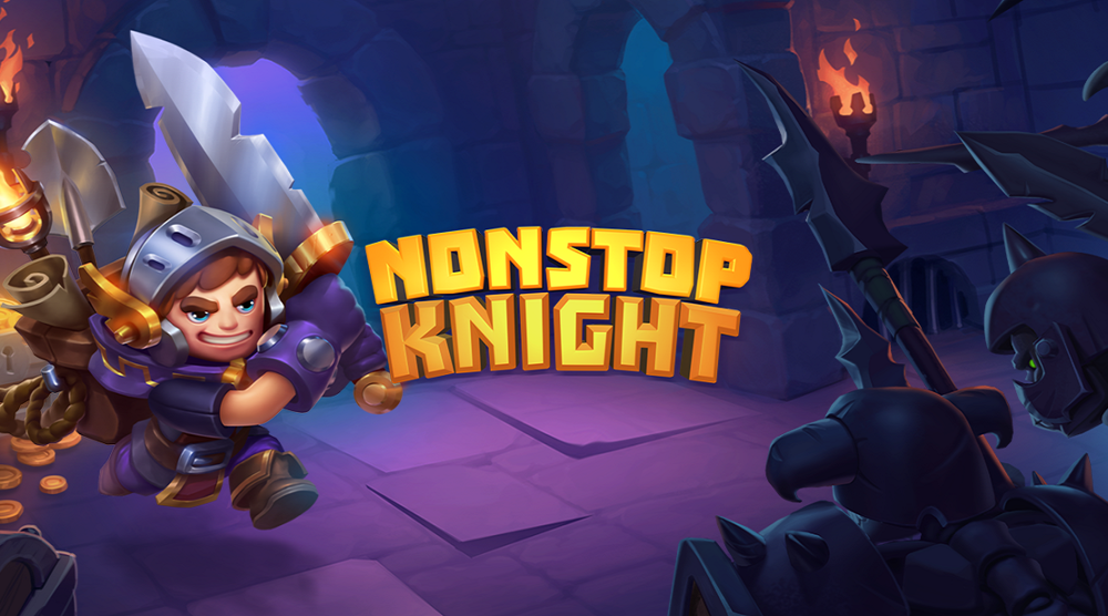 nonstop knight logo bild