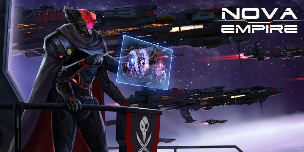 nova empire spiel logo