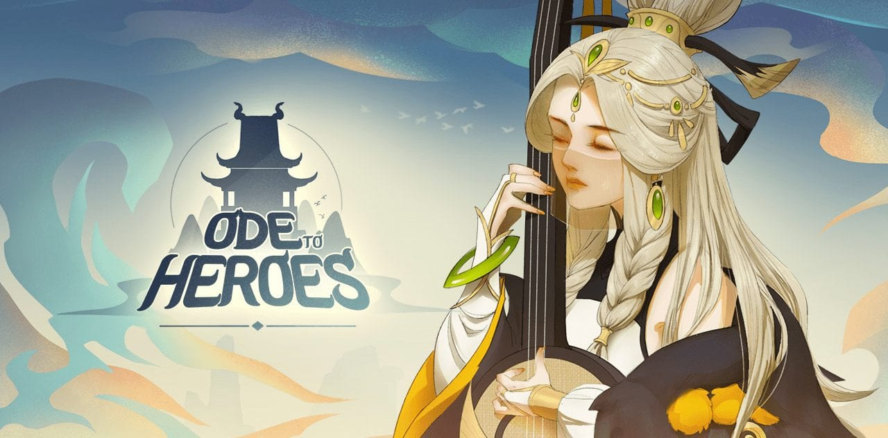 Ode To Heroes - Logo