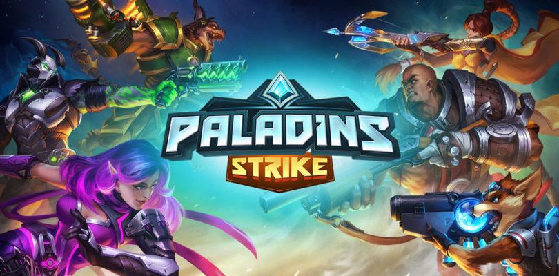 paladins strike logo