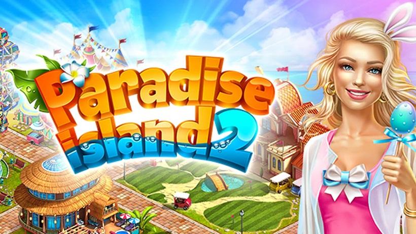 Paradise Island 2 - bauen Sie Ihre eigene Insel