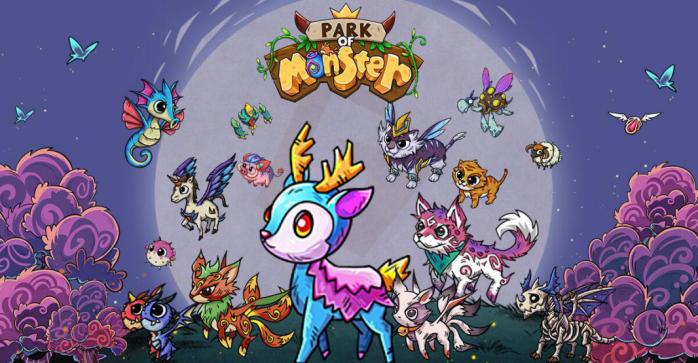 park of monster - spiel bild