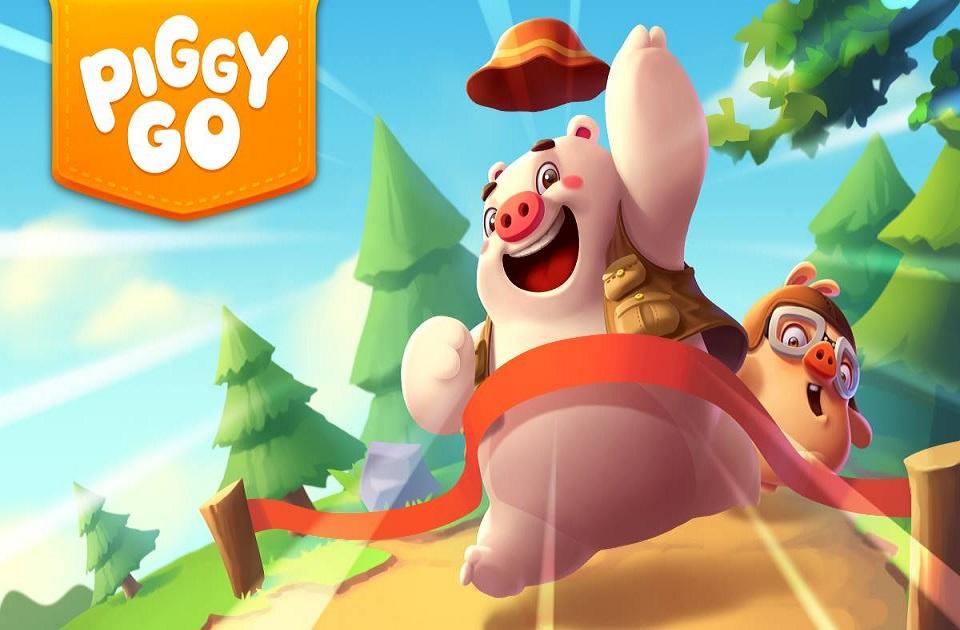 piggy go - spiel logo