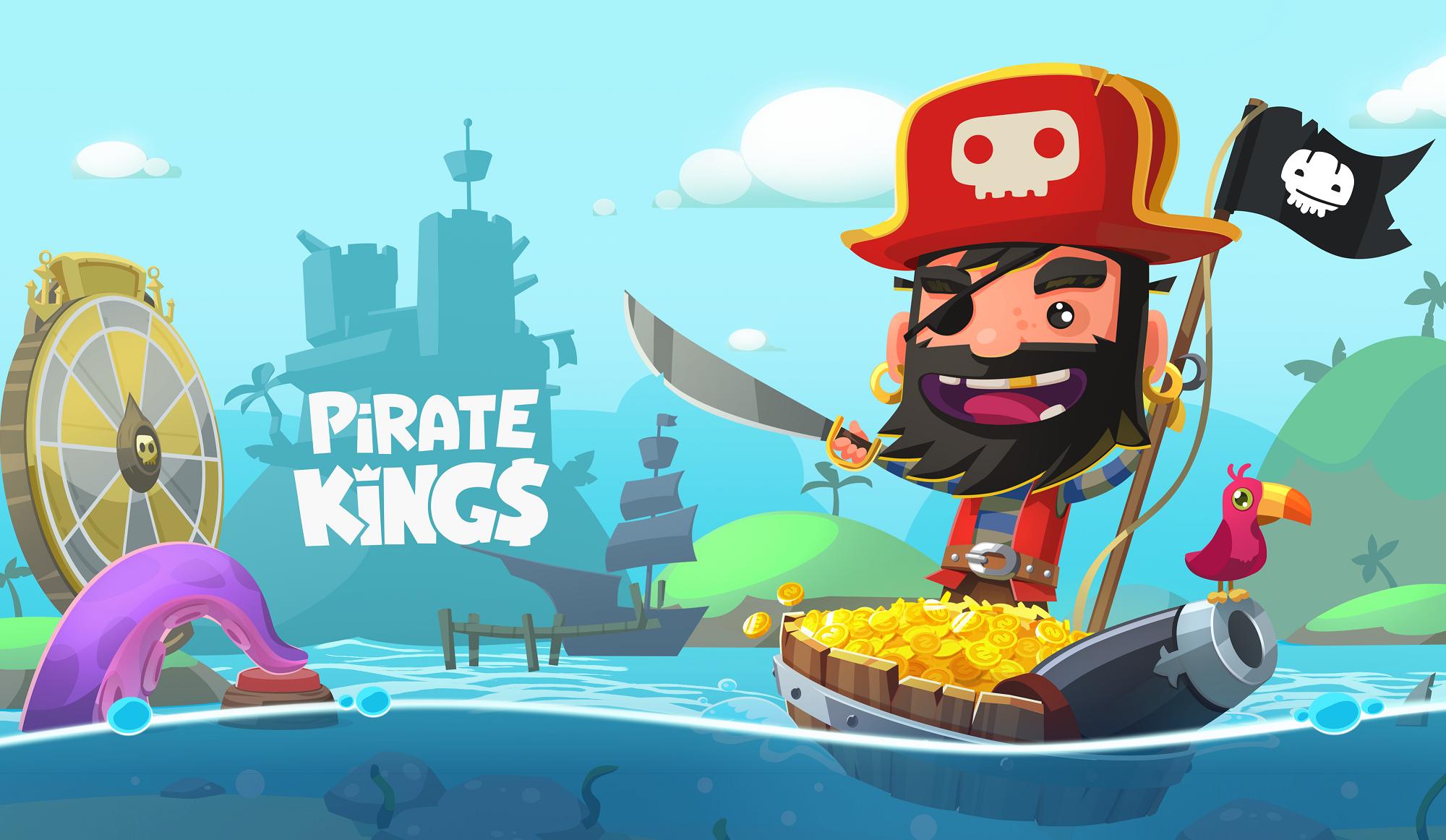 pirate kings logo bild