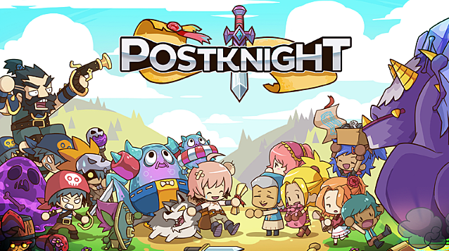 Postknight - RPG-Handyspiel voller Action