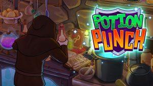 Potion Punch – Edelsteine und Münzen