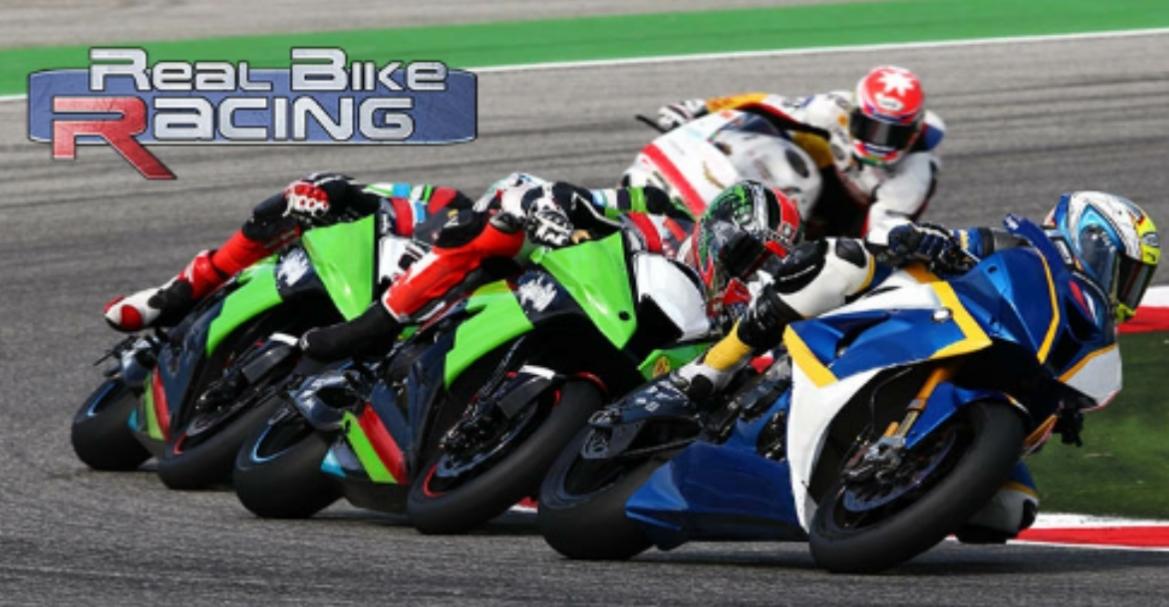 real bike racing bild logo