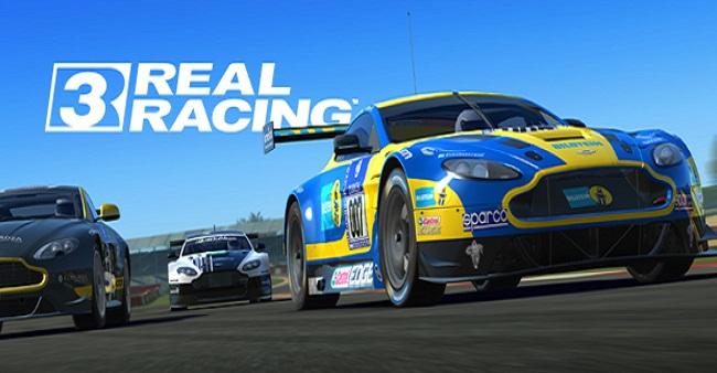 Real Racing 3 - Rennsport Mobiles Spiel