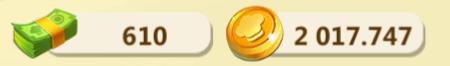rising super chef 2 bargeld und münzen