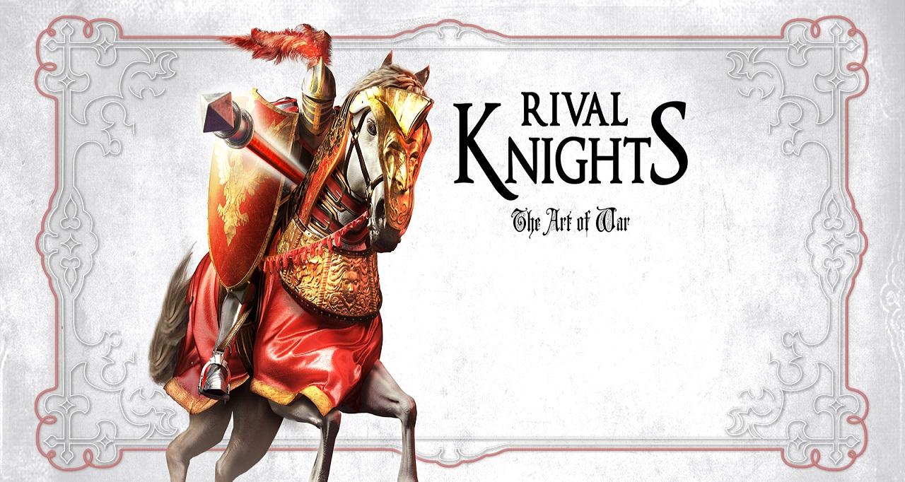rival knights spiel bild