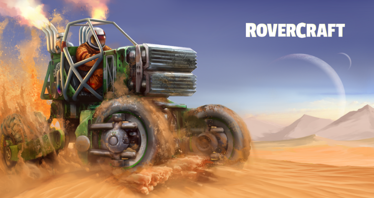 rovercraft logo