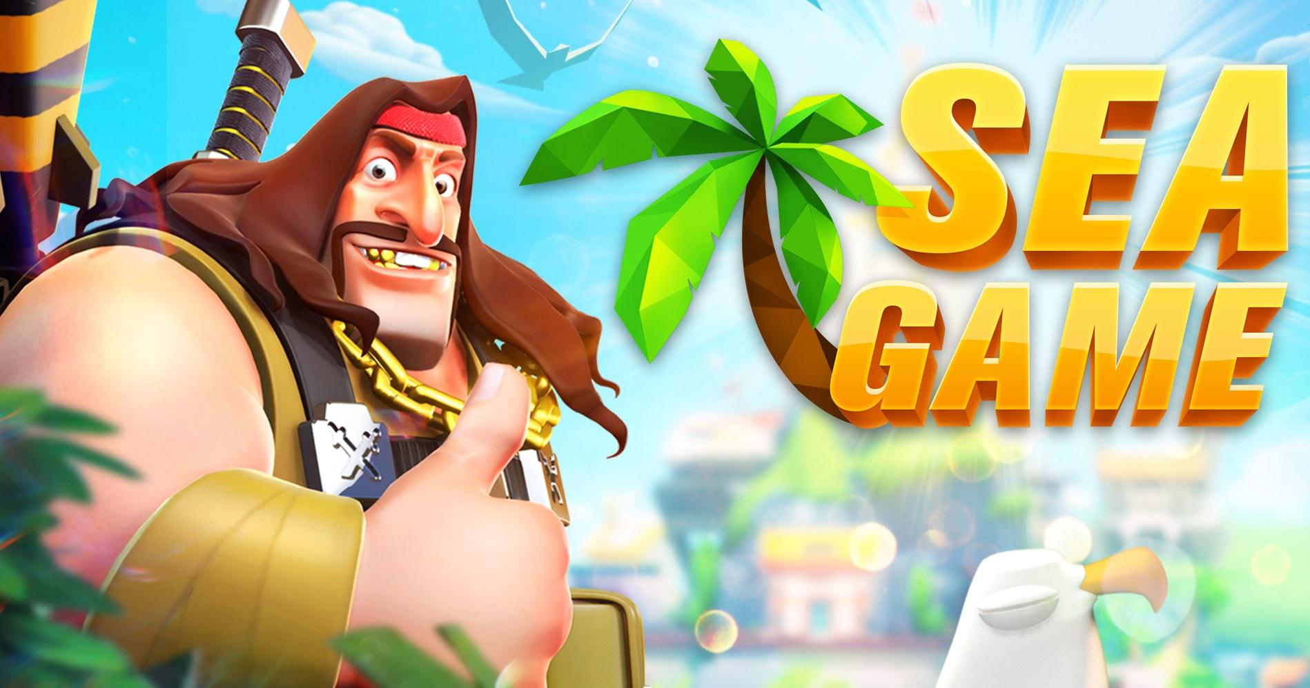 sea game deutsch