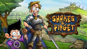 Shakes and Fidget – Pilze und Gold Cheats