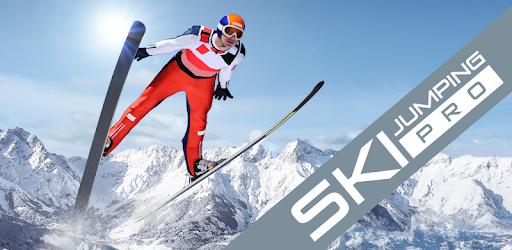 ski jumping pro spiel bild