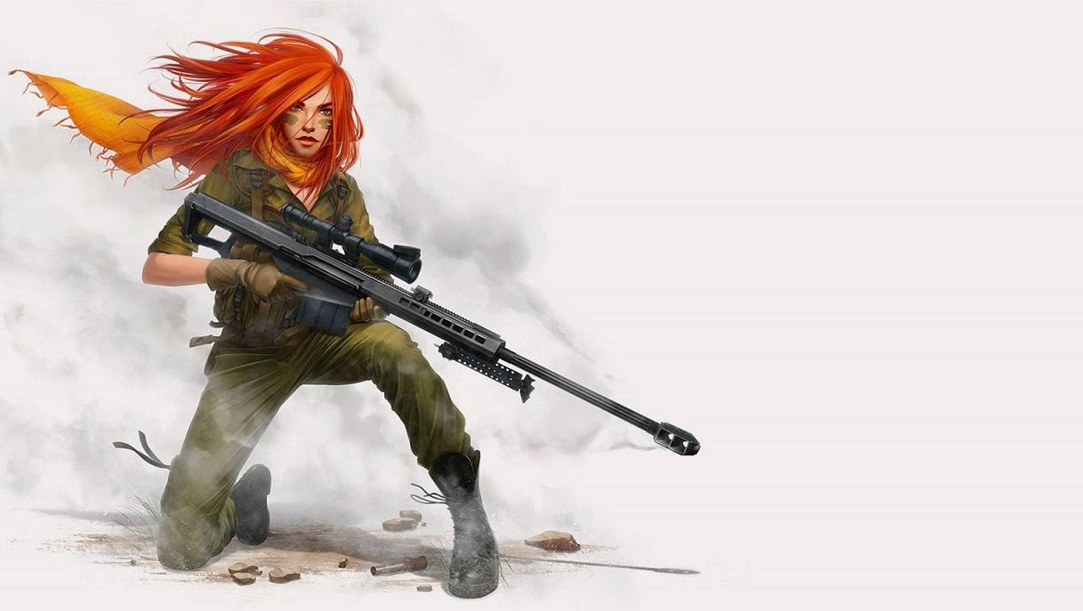 Sniper Arena - spiel bild