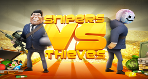 Snipers vs Thieves Cheats – Gold und Bargeld
