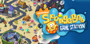 SpongeBob Game Station Unendlich Diamanten und Krabbenburger