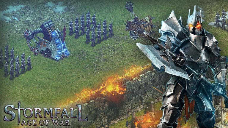 Stormfall Age of War - Strategie-Handyspiel für Android und iOS
