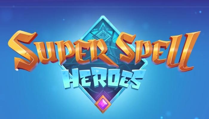 super spell heroes logo