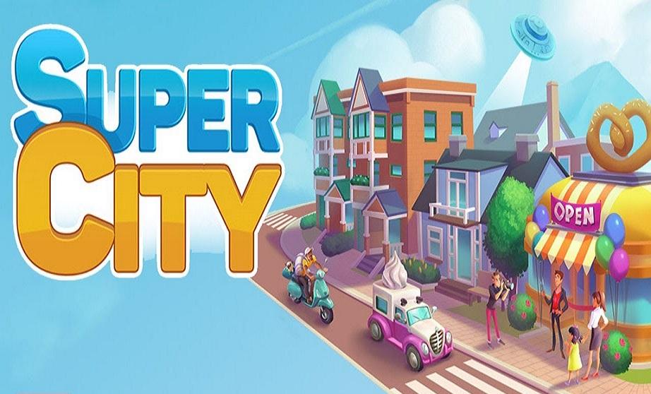 SuperCity auf Tablet und Handy spielen