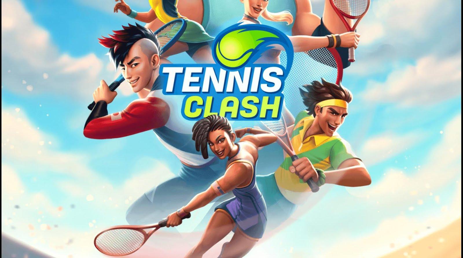 Tennis Clash - Handyspiel