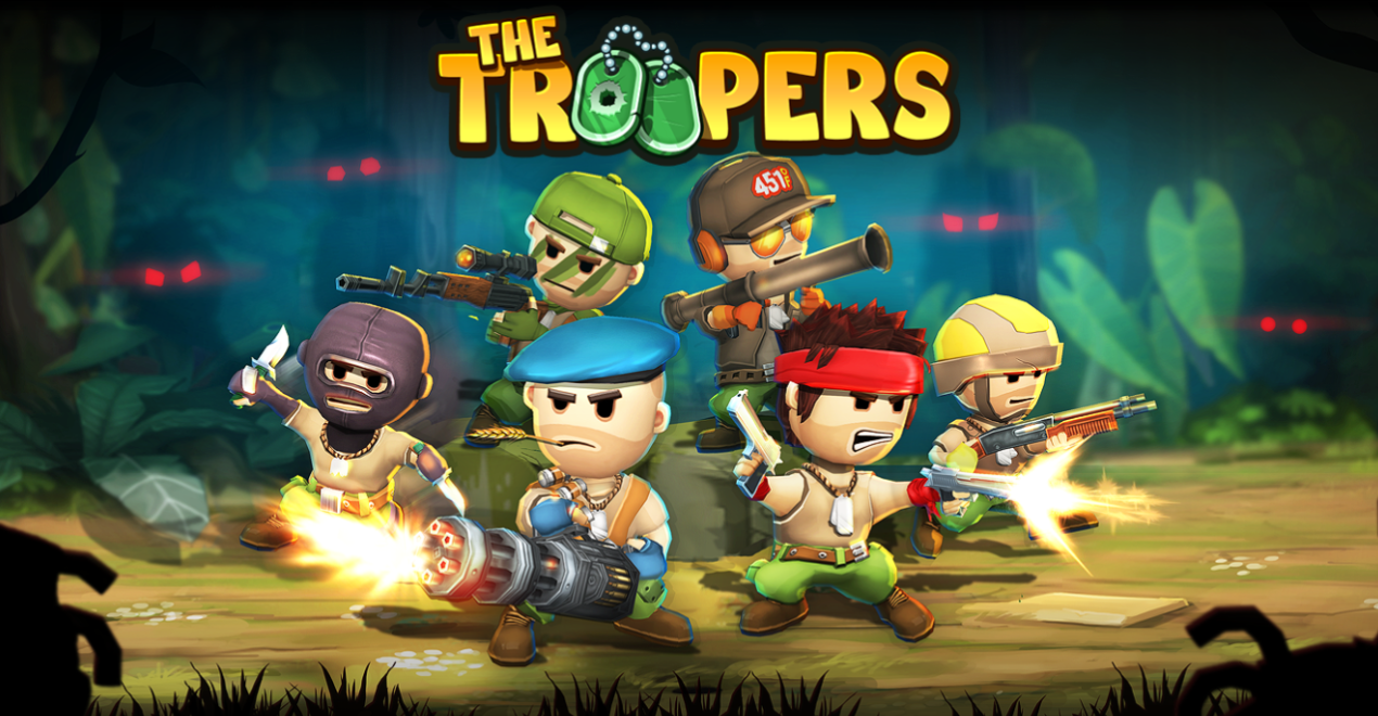 the troopers logo bild