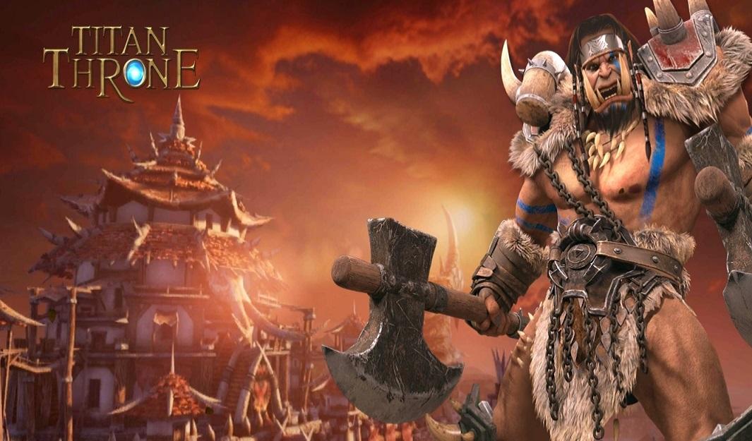 Titan Throne - Strategiespiel auf Android und iOS