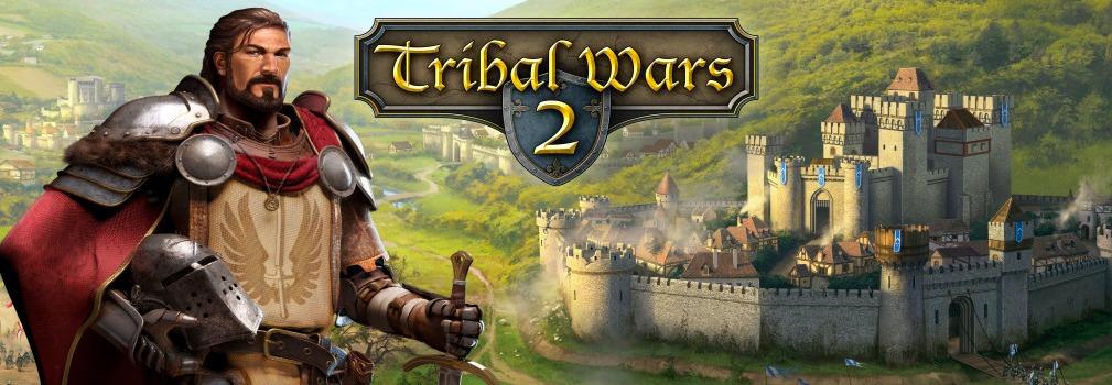 Tribal Wars 2 - Strategie-Handyspiel, besonders in Deutschland sehr beliebt