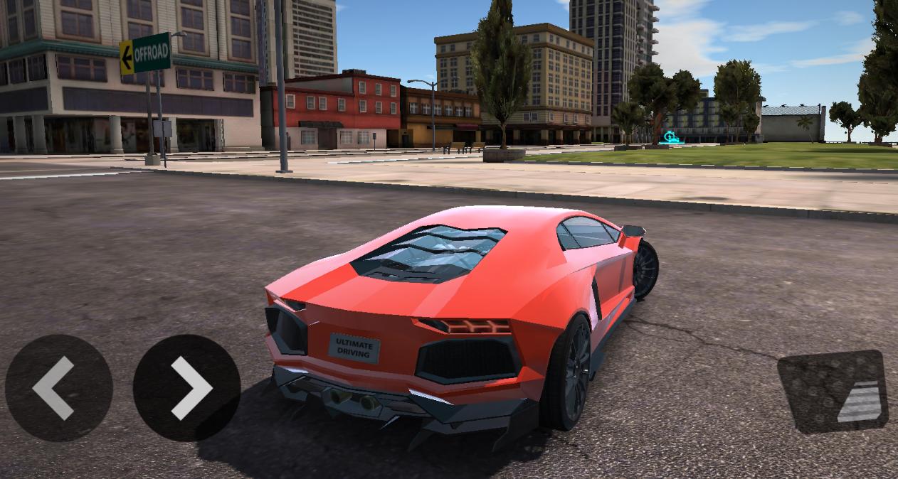 ultimate car driving simulator - handyspiel
