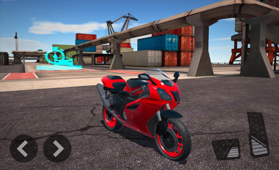ultimate motocycle simulator bild