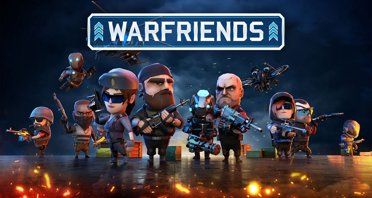 warfriends logo bild