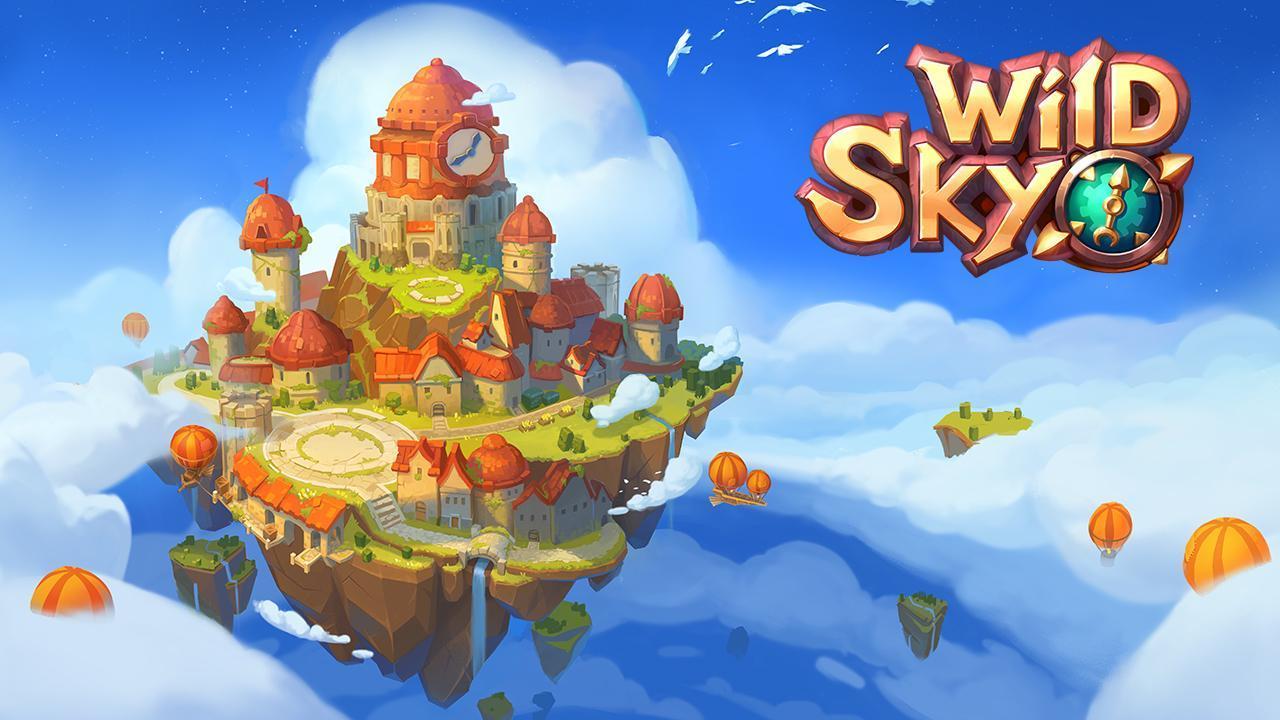 Wild Sky Tower Defense - Spiel Deutsch