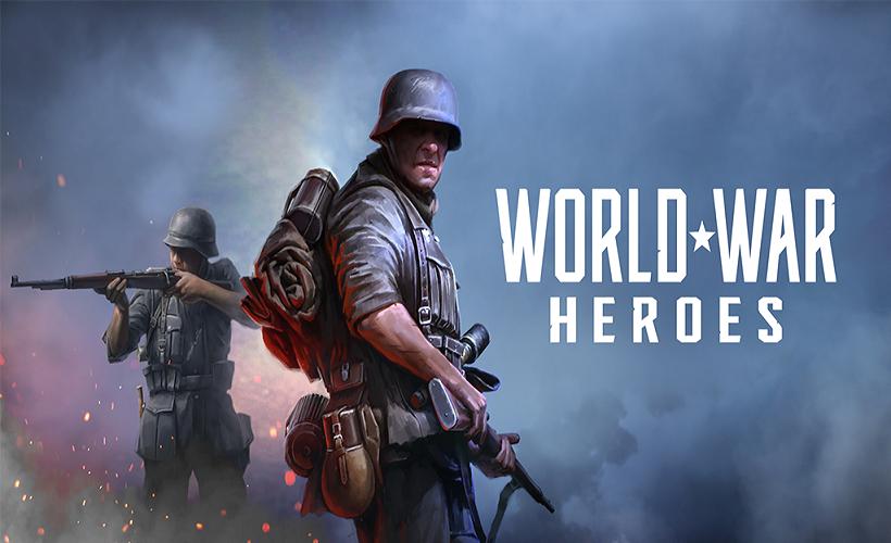World War Heroes - spiel logo