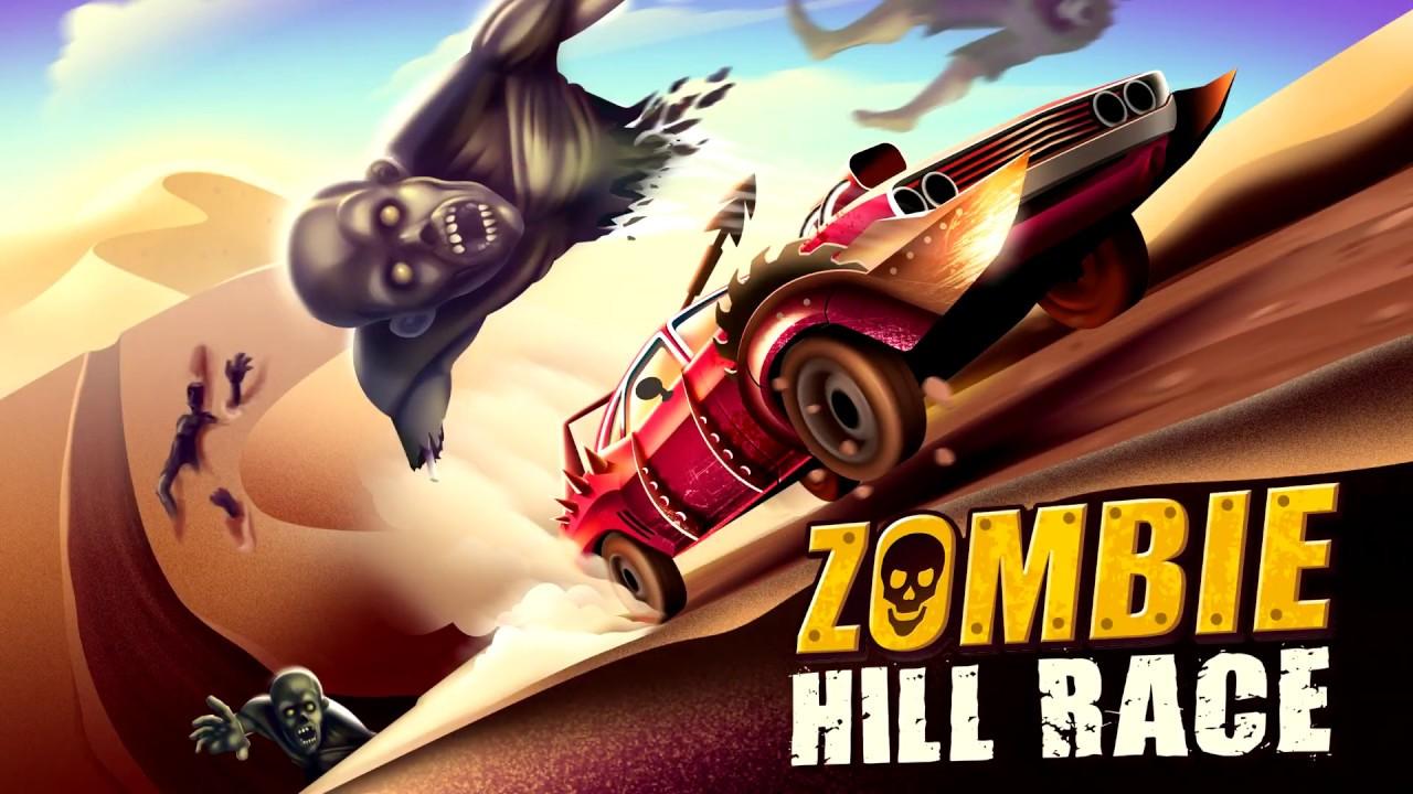 Zombie Hill Racing Earn to Climb - Handyspiel